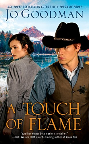 A Touch of Flame (The Cowboys of Colorado Book 2)