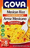 Goya Foods Instant Mexican Rice, 6 Ounce (Pack of 24)