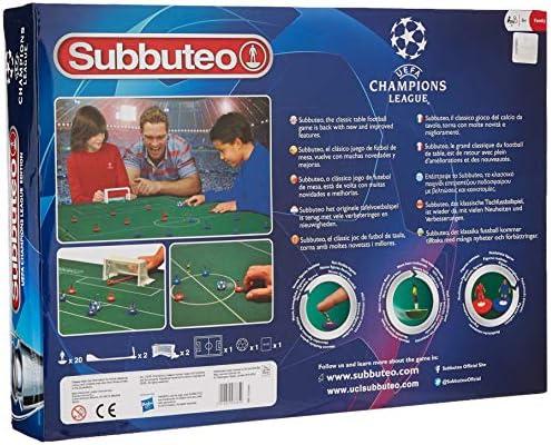 Paul Lamond Subbuteo UEFA Champions League Game: Amazon.es: Juguetes y juegos