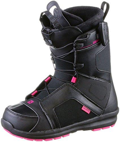 Salomon Damen Snowboard Boots schwarz 25 1/2