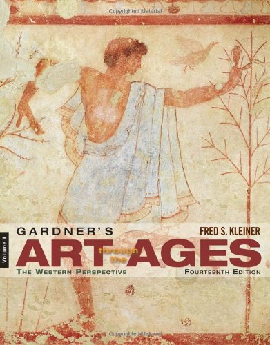 1: Gardner's Art through the Ages: The Western Perspective, Volume I (with CourseMate Printed Access Card) (For 1 Art)