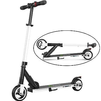 mysticall Scooter eléctrico Adultos, E-Scooter Plegable con ...