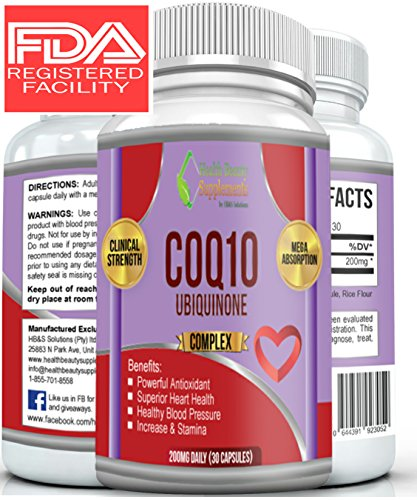 RATED PURE COQ10 Rated Formula