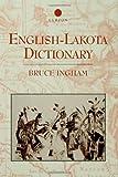 English-Lakota Dictionary, Bruce Ingham, 0700713786