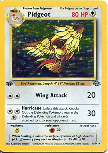 pokemon trading card game 1st edition - 8