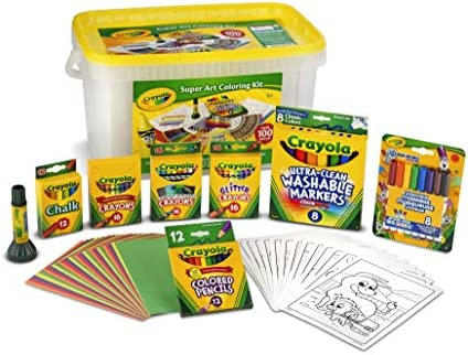 Crayola Super Amazon Exclusive Pieces product image