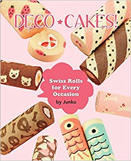 amazon deco cakes swiss rolls for every occasion junko cakes