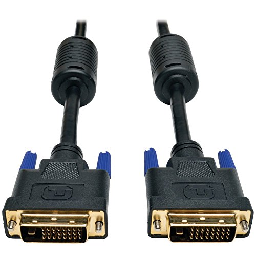 TRPP560010 TRIPP LITE P560-010 DVI Dual Link TMDS Cable, 10ft