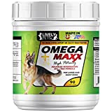 Cheap Lively Pets Omega Maxx Soft Chews Large Giant Dogs 90 Count