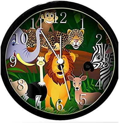 Amazon Com Rusch Inc Scooby Doo Wall Clock Home Amp Kitchen