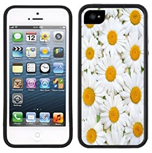 Daisy Daisies Handmade iPhone 5C Black Case