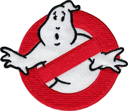 Ghostbuster Movie Embroidered Uniform Logo Patch by StarBase