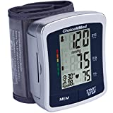 Best Pressure Monitor With Intelligent - ChoiceMMed Auto Digital Wrist Blood Pressure Monitor Review