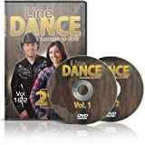 Line Dance Lessons on DVD Vol 1 & 2