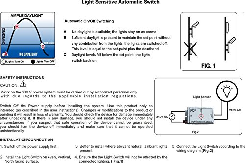 daylight switch wiring diagram gallery