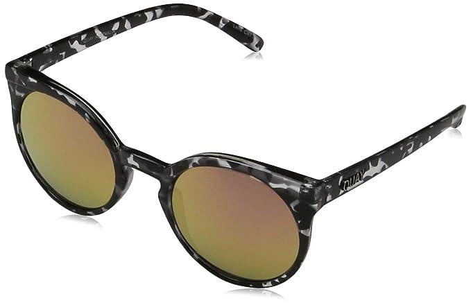 Quay Eyeware Australia Damen Sonnenbrille Kosha, Tortoiseshell/Pink, 133