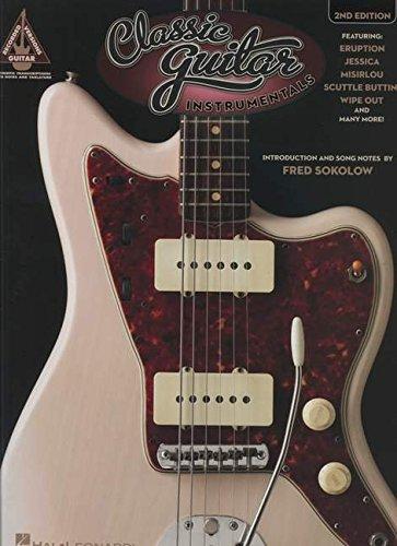 Classic Rock Instrumentals (Guitar Recorded Versions)
