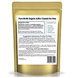HappyBody 99.9% Pure Organic Sulfur for