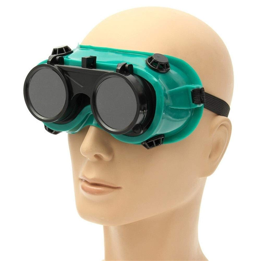 YUANYUAN521 Safety Safe Glasses Welding Goggles Labour Working Safety Protective Eyewear for Cutting Grinding Protect Eyes by YUANYUAN521