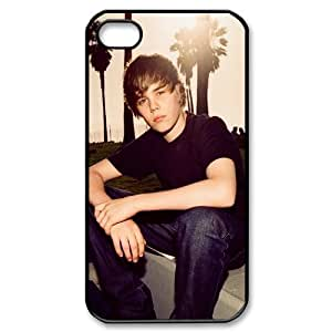 CaseMe Cool Justin Bieber New Style Hard Case for iphone 4 4s