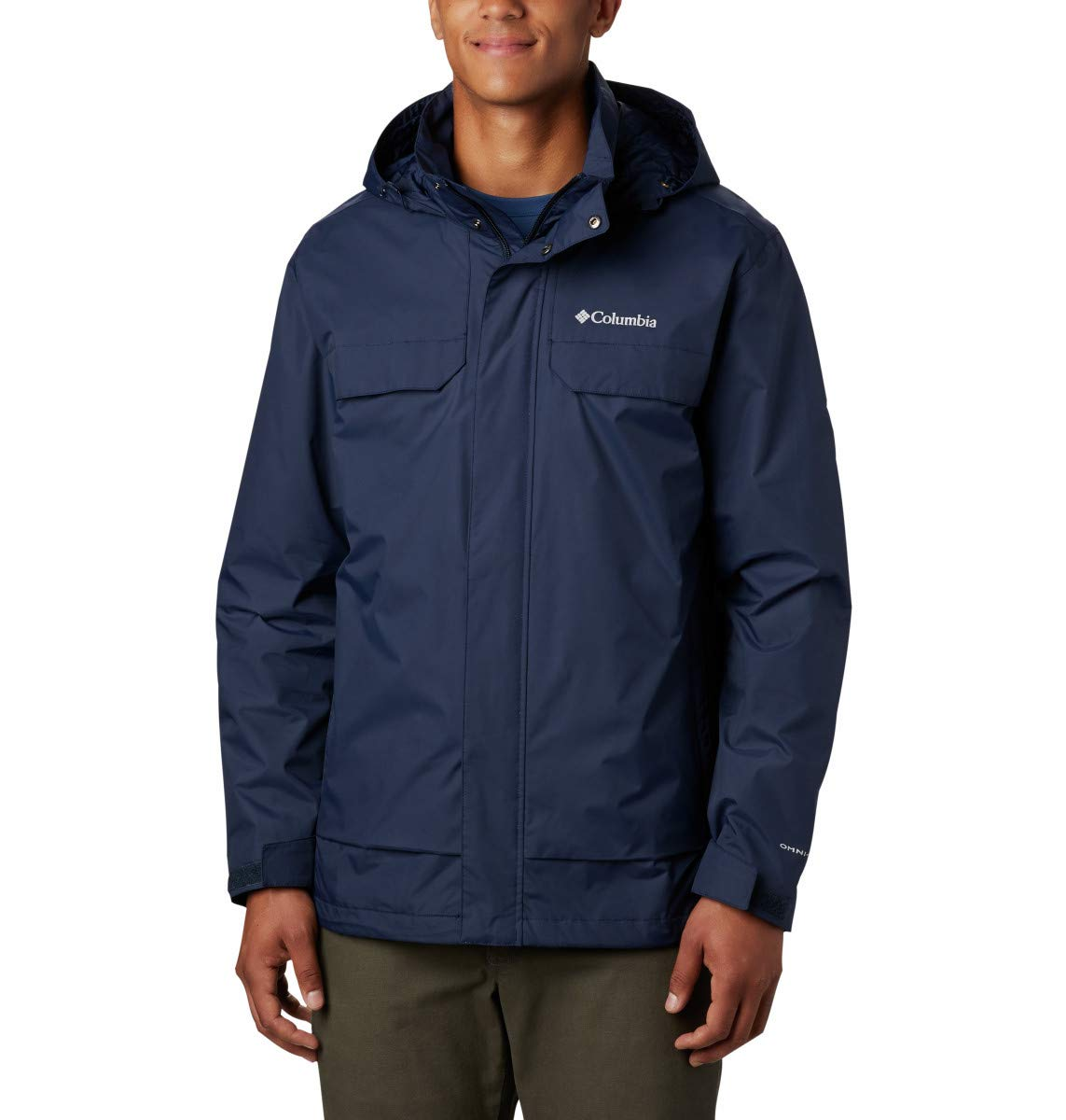 Columbia Men's Tryon Trail Shell