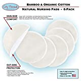 City Threads Organic Fleece Nursing Pad
