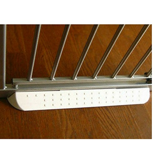 BabyGateRamp Door Protector Safety Pressure Mounting Kit Step Stair Fence Child Security Kids ProtectorBar & Ebook