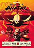 Avatar: The Last Airbender: Book 3: Fire, Vol. 2