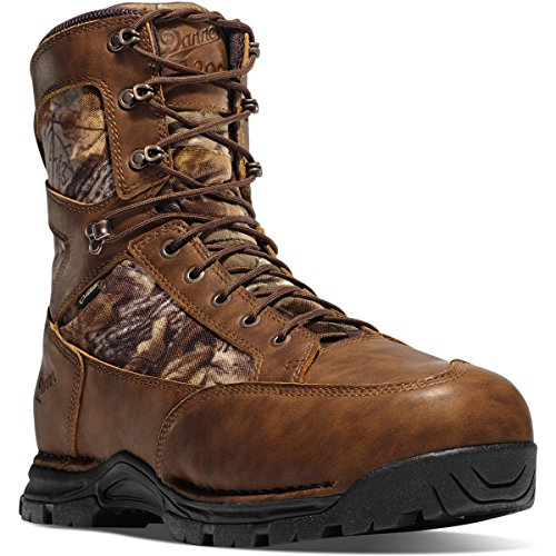 "Danner Men's 45017 Pronghorn 8"" 1200G Gore-Tex Hunting Boot, Realtree Xtra - 8 D"