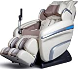 Osaki OS6000C Model OS-6000 Deluxe Massage Chair, Cream, Zero Gravity, 3D Massage Technology, Computer Body Scan, Arm and Hand Massage, MP3 & iPod Connection with Built in Speakers