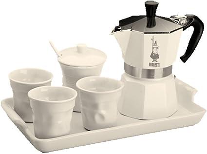 GRANDI GIOCHI Set da caffè con moka e tazzina