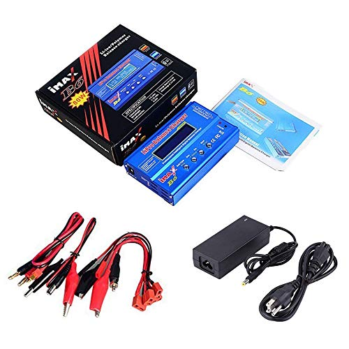 Skytoy iMAX B6 Intelligent Multifunction Rc Lipo Battery Balance Charger with AC Power Adapter