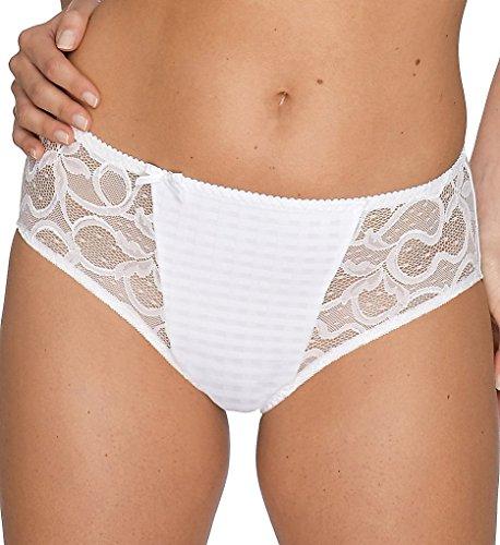 Prima Donna Madison Full Brief Panty (056-2121) XL/White