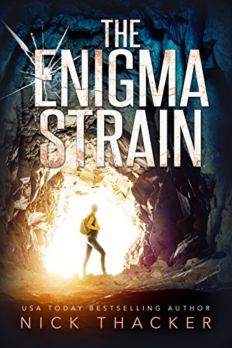 The Enigma Strain (Harvey Bennett Thrillers Book 1) by [Thacker, Nick]