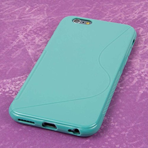 "MPERO FLEX S Series Protective Case Hülle Tasche for Apple iPhone 6 4.7"" - Mint Grün"