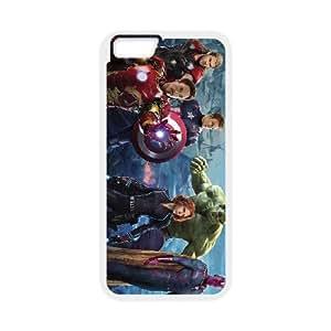 iPhone 6 Plus 5.5 The Avengers pattern design Phone Case