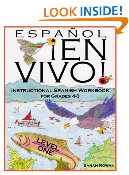 Elementary Spanish for Children: Amazon.com