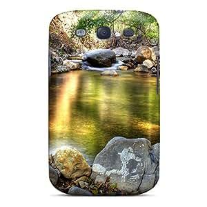 StellaKotch Perfect Tpu Case For Galaxy S3/ Anti-scratch Protector Case (hd Pond)