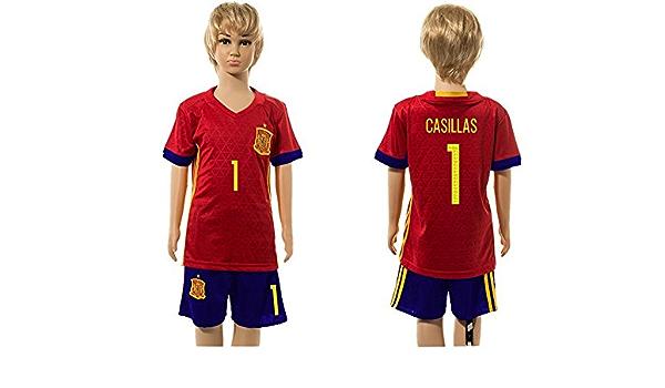 Top Venta de España 1 Iker Casillas Home para niños Kid ...