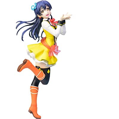 "Sega Love Live! School Idol Project Sunny Day Song SPM Figure Umi Sonoda Action Figure, 8.6"": Toys & Games"