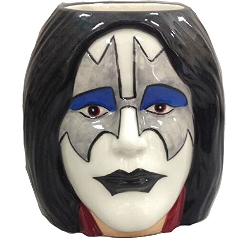 Kiss Ace Frehley Molded Mug (Ace Mug)