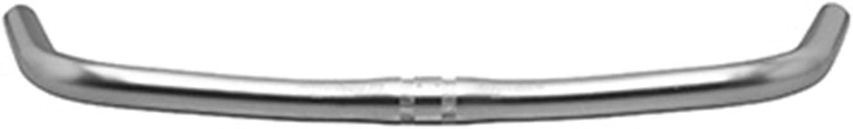 MANUBRIO CTB ERGOTEC TOULOUSE BUGEL ALLUMINIO 25,4x560mm RISE 15mm BACK SWEEP 41
