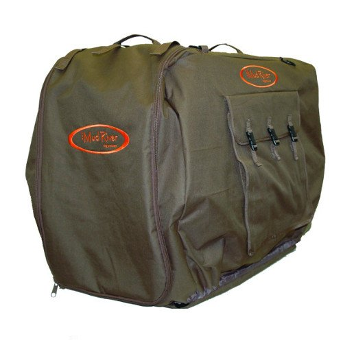 Mud River Bedford Uninsulated Kennel Cover, Brown, X-Large
