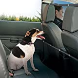 xlpace Universal Pet Dog Net Car Safety Dog Barrier Mesh Protector
