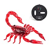 Ktyssp High Simultion Infrared Remote Control Realistic Animal Scorpion Kids Toy Gift April Fool