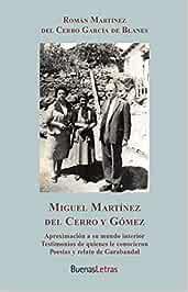 Un poeta de vida interior Miguel Martínez del cerro y Gómez ...