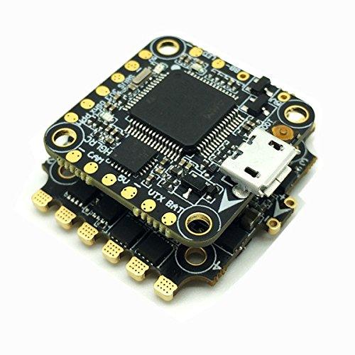 LaDicha 20X20Mm Hglrc Xjb F438 Flytower Micro F4 Controlador De ...