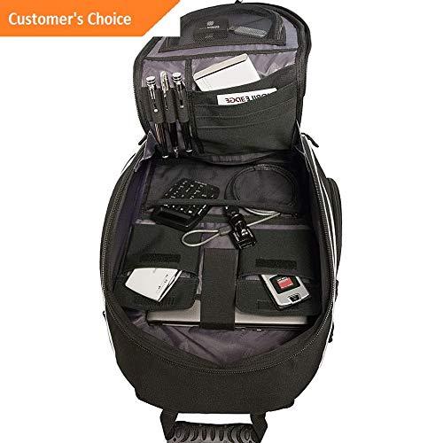 (Sandover Mobile Edge Express Backpack 2.0-16/17 Macbook Business Laptop Backpack   Model LGGG - 6079  )