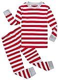 Family Feeling Striped Little Boys Girls Christmas