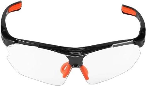 FEK Gafas de Ciclismo para Bicicleta Gafas a Prueba de Polvo a Prueba de Viento Gafas de Deporte al Aire Libre Hombres y Mujeres Gafas de protección para Bicicleta de montaña: Amazon.es: